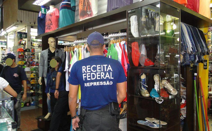 O contrabando e o crime organizado