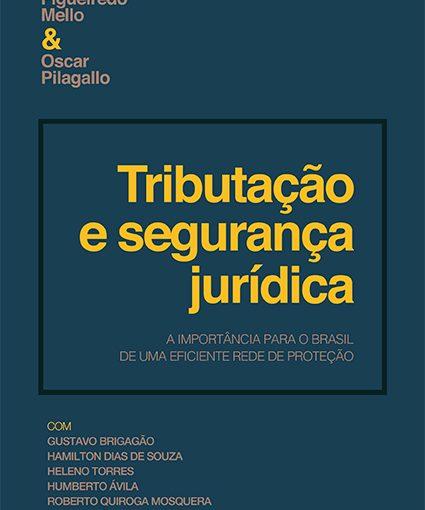 ETCO lança livro sobre segurança jurídica tributária