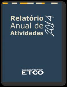 ETCO divulga Relatório Anual de 2014