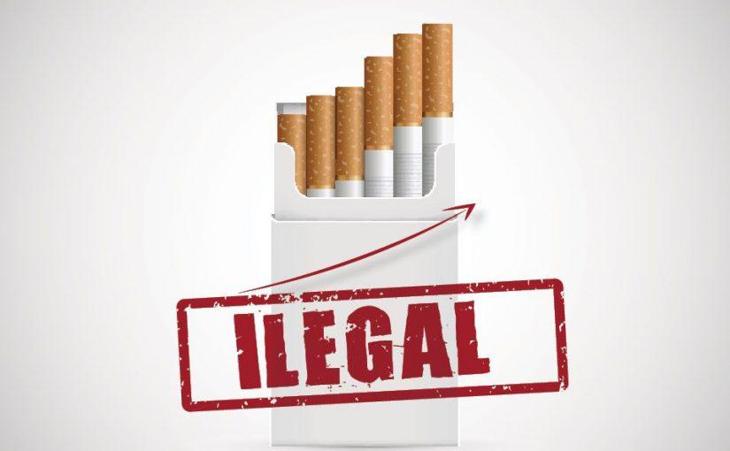 Produto ilegal atinge 57% do mercado de cigarros
