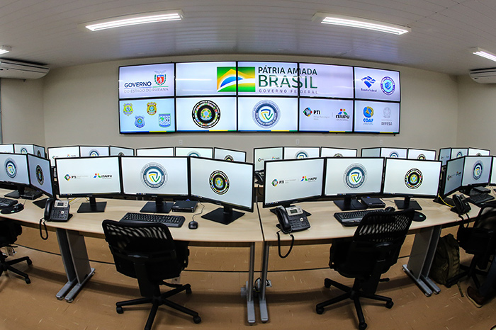 Support for the Integrated Border Operations Center