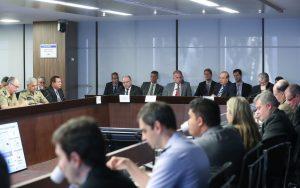 BRASÍLIA RECEBE ENCONTRO DE MONITORAMENTO: GOVERNANÇA PARA FRONTEIRAS PARA DISCUTIR POLÍTICAS DE FRONTEIRAS. FOTO: TCU