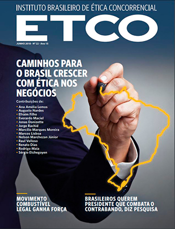 The new edition of ETCO Magazine marks the Institute's 15 years in the defense of competitive ethics