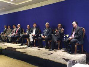 Presidente do ETCO, Edson Vismona, em debate promovido pela FECOMÉRCIO do Rio Grande de Norte