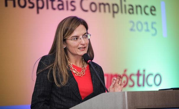 Heloisa Ribeiro, diretora-executiva do ETCO: vantagem competitiva (Foto: divulgação)