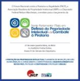 Frente Parlamentar defenderá propriedade intelectual no Congresso Nacional