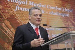 Luciano Godoy, no 12º ENECOB