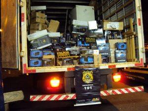 Projeto de Lei que fortalece o combate ao contrabando avança na Câmara