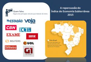 REPERCUSSÃO IES 2015