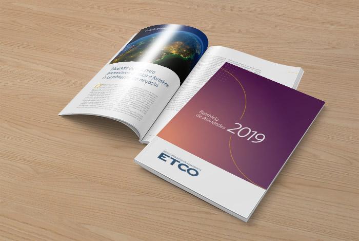 ETCO presents its 2019 Activity Report