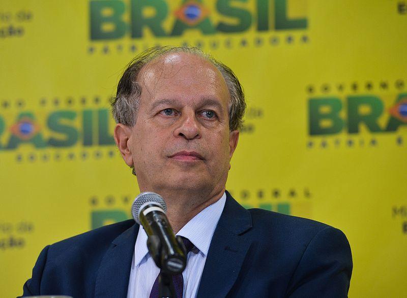 Ministro da Educação Renato Janine Ribeiro (Foto: Valter Campanato/Agência Brasil)