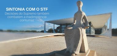 SINTONIA COM O STF