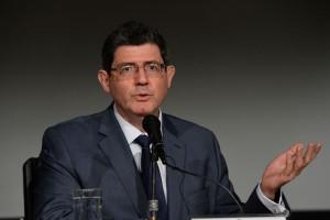 Joaquim Levy, Ministro da Fazenda,  participa da primeira reunião do ano do CONFAZ
