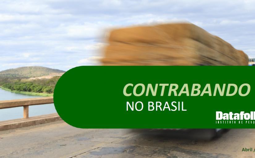 Brasileiros querem presidente mais duro no combate ao contrabando
