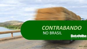 Pesquisa revela que um em cada três brasileiros já comprou contrabando
