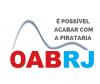 OAB/RJ promove evento sobre o Dia Nacional de Combate à Pirataria