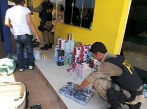 Polícia Rodoviária Federal intensifica trabalho nas fronteiras de norte a sul do país
