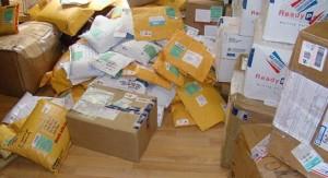 materia correios