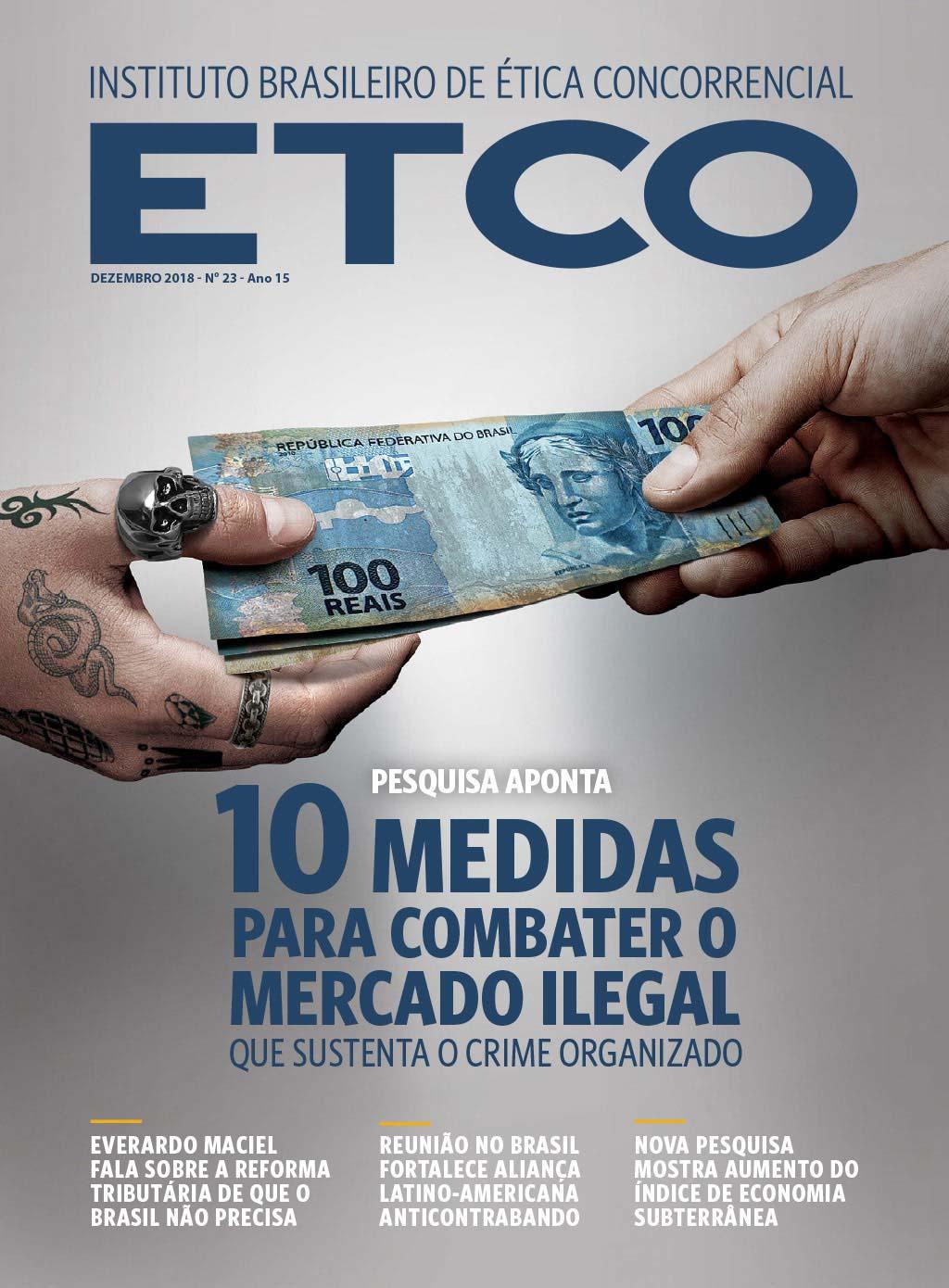 Capa da Revista ETCO